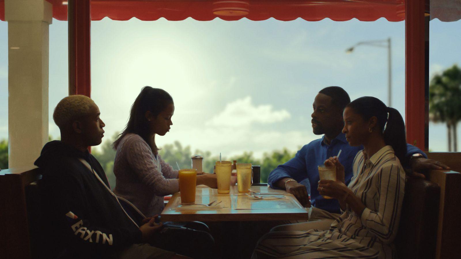 Кадр из фильма «Волны»