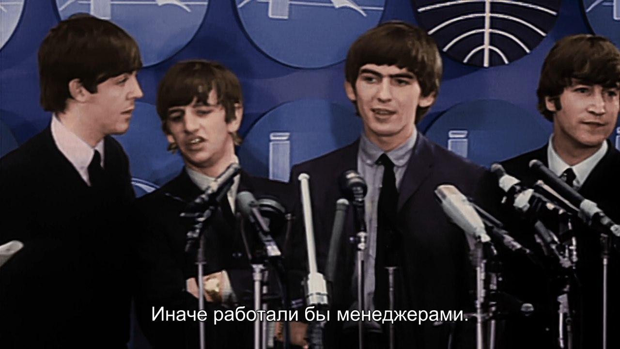 Beatles как аниматоры-сюрреалисты