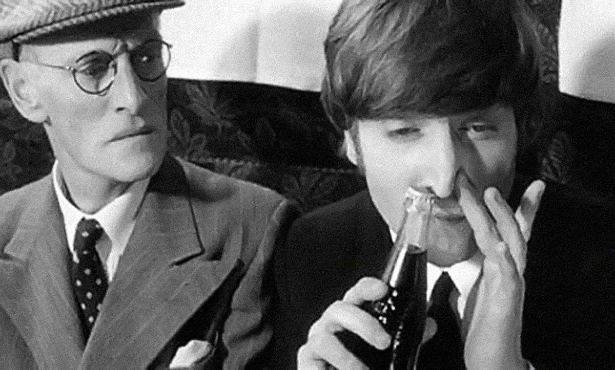 Джон Леннон как комедийный актёр и режиссёр-авангардист