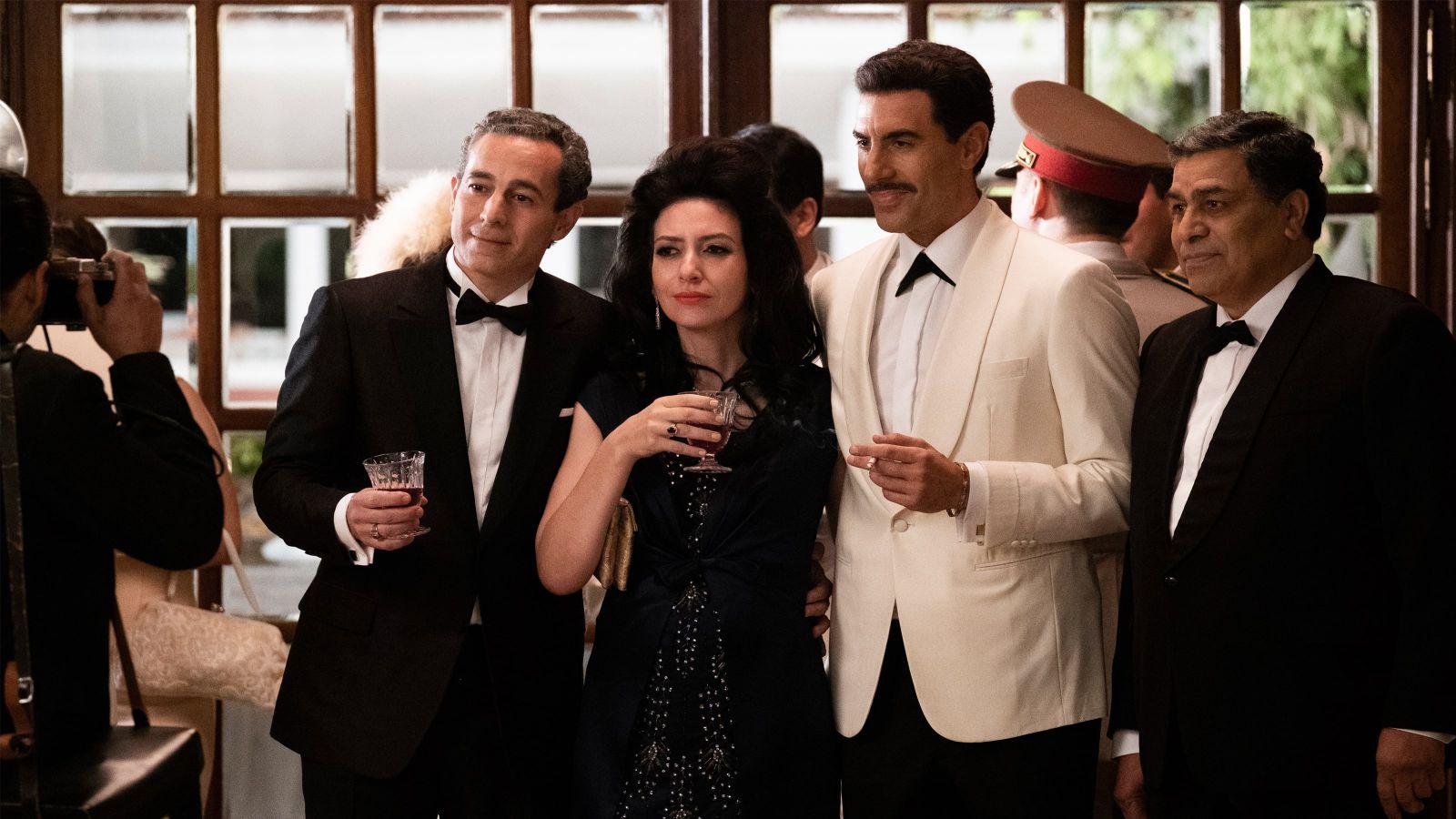 Кадр из сериала «Шпион»