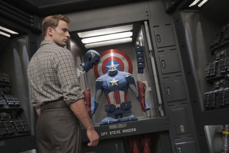 """Shot from the film """"The Avengers"""""""