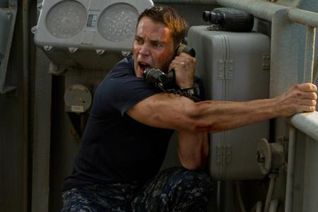 "Shot from the movie ""Battleship"""
