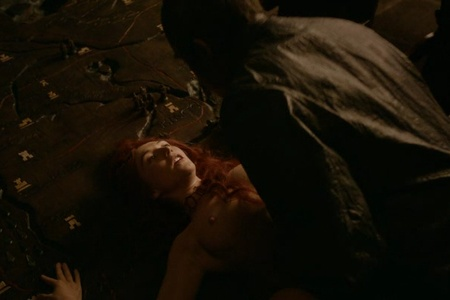Секс кадр на филм игра престолов