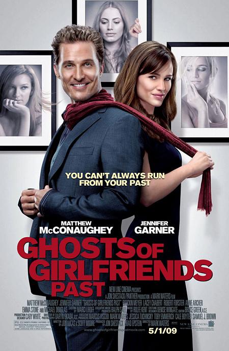 Призраки бывших подружек / Ghosts of Girlfriends Past (2009)