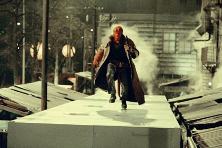 ������� 1-2 / Hellboy 1-2 (2004-2008) BDRip