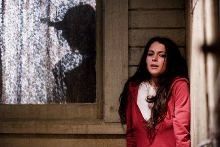 """18. Лохан в фильме  """"Я знаю, кто убил меня """".  Ее назвали худшей актрисой, а сам фильм..."""