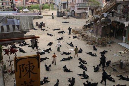 """Кадр 2 из фильма  """"Разборки в стиле Кунг-Фу """" /Kung Fu Hustle/ (2004)"""