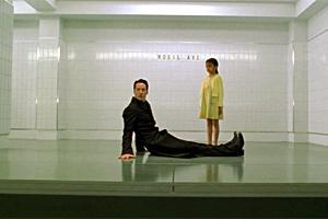 "Кадр из фильма ""Матрица: Революция"""