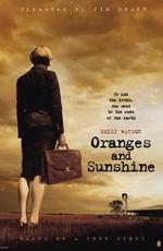 """Постер к фильму """"Солнце и апельсины"""" /Oranges and Sunshine/ (2010)"""