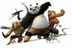 Kung Fu Panda Characters Desktop Wallpapers and Backgrounds.