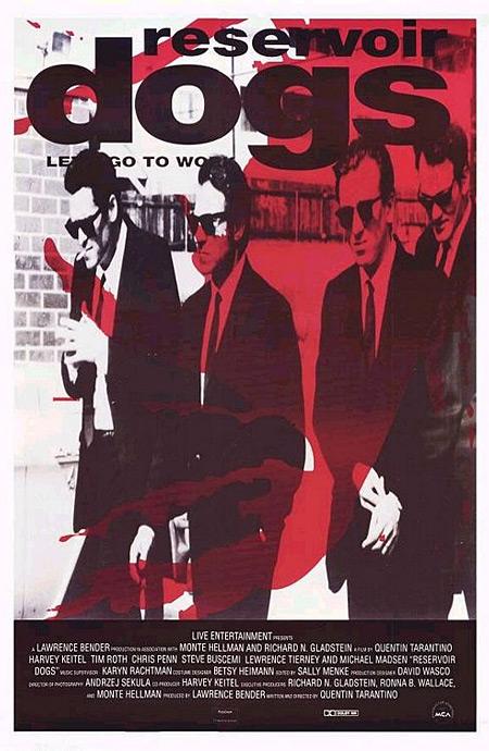Смотреть фильм: Бешеные псы / Reservoir Dogs / Перевод Гоблина (1992) онлайн