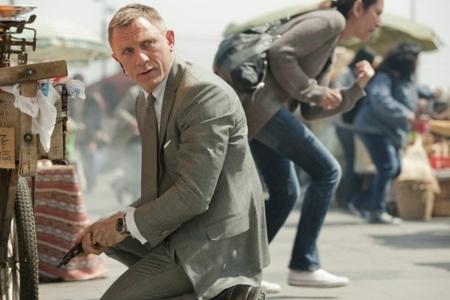 """Рецензия на фильм """"007: Координаты """"Скайфолл"""""""