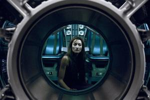 "Shot from the film ""Solaris"""