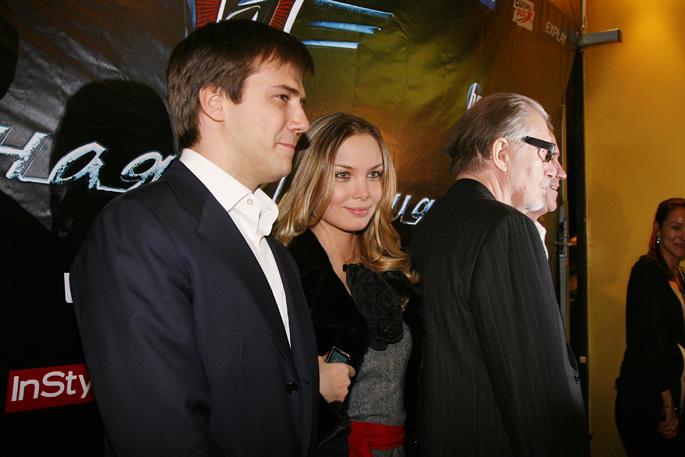 Татьяна Арнтгольц и Иван Жидков делят дочь.