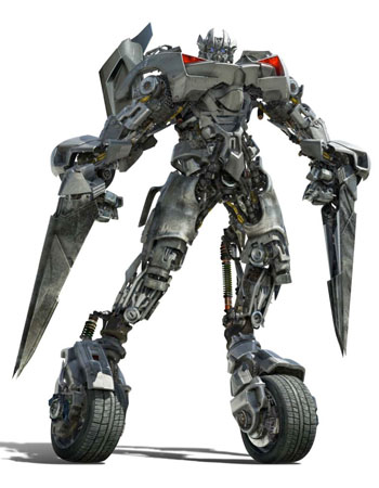 Concept Arts - Transformers: Revenge of the Fallen.