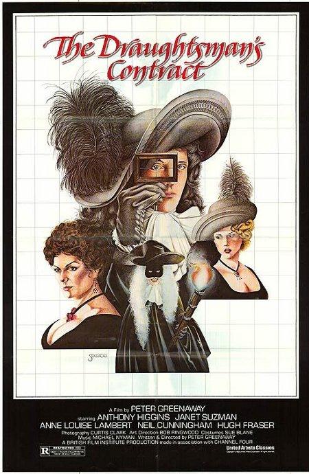 Фильм «Контракт Рисовальщика» — 1982