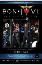 """Постер к фильму """"BON JOVI: The Circle Tour"""" /BON JOVI: The Circle Tour/ (2010)"""