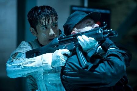 "Кадр из фильма ""G.I.JOE: Бросок кобры 2"""