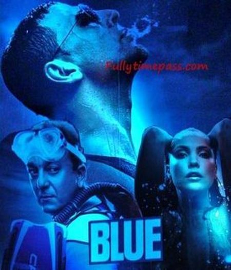 Blue movie pictures