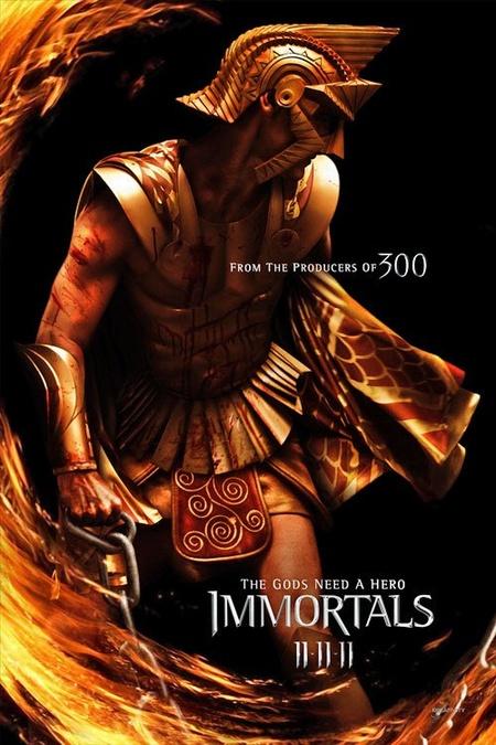 «Война Богов: Бессмертные» / 2011