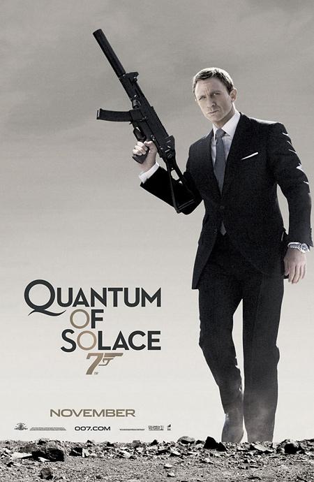Quantum of Solace (2008) - IMDb