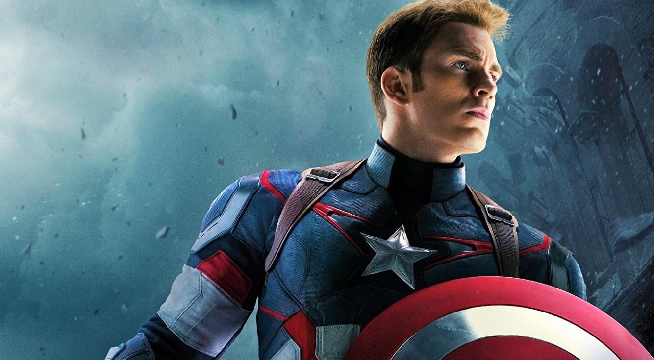 Крис Эванс назвал свой любимый костюм Капитана Америка