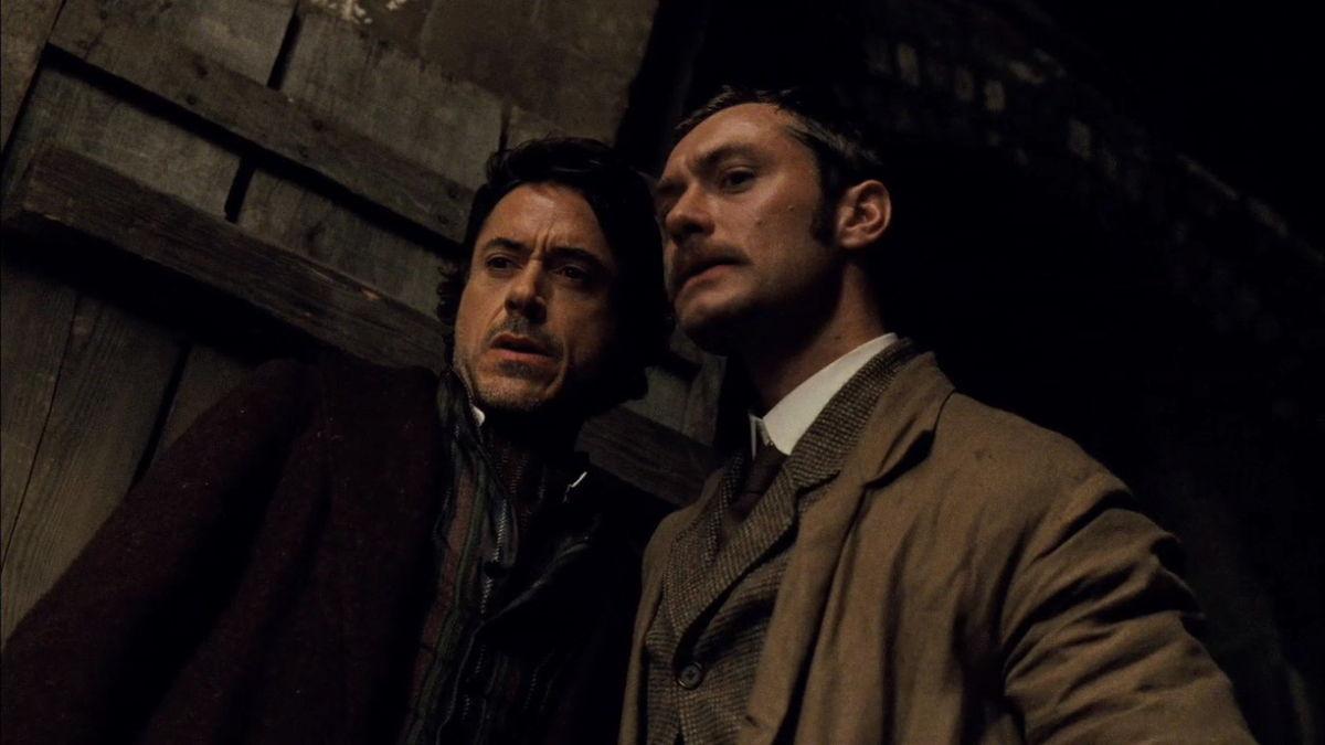 Действие третьего «Шерлока Холмса» может развернуться на Диком Западе