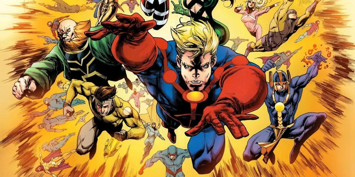 Названа дата начала съёмок «Вечных» из киновселенной Marvel
