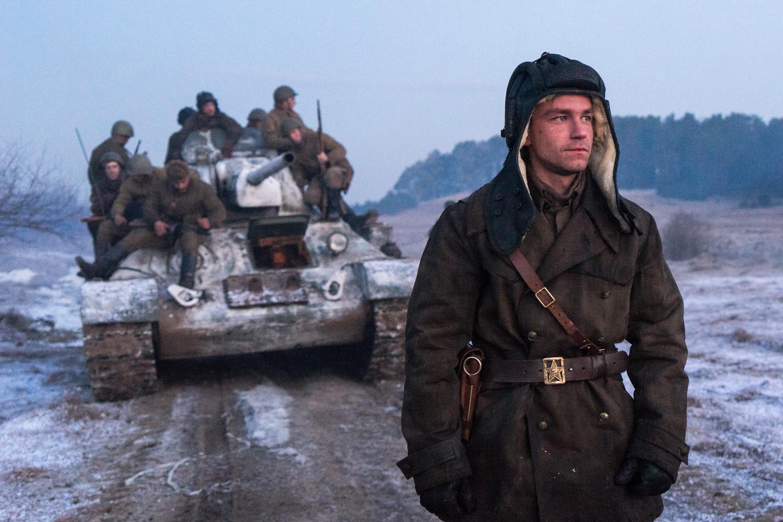 Александр Петров в трейлере военного экшена «Т-34»