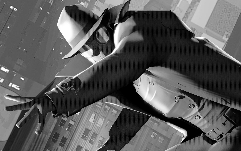Sony готовит фильм о Нуарном Человеке-пауке