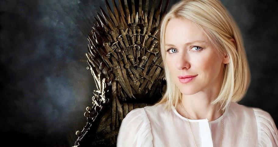 Наоми Уоттс получила главную роль в приквеле «Игры престолов»