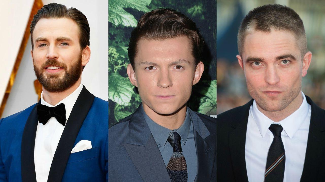 Крис Эванс, Том Холлэнд и Роберт Паттинсон сыграют в триллере от Netflix