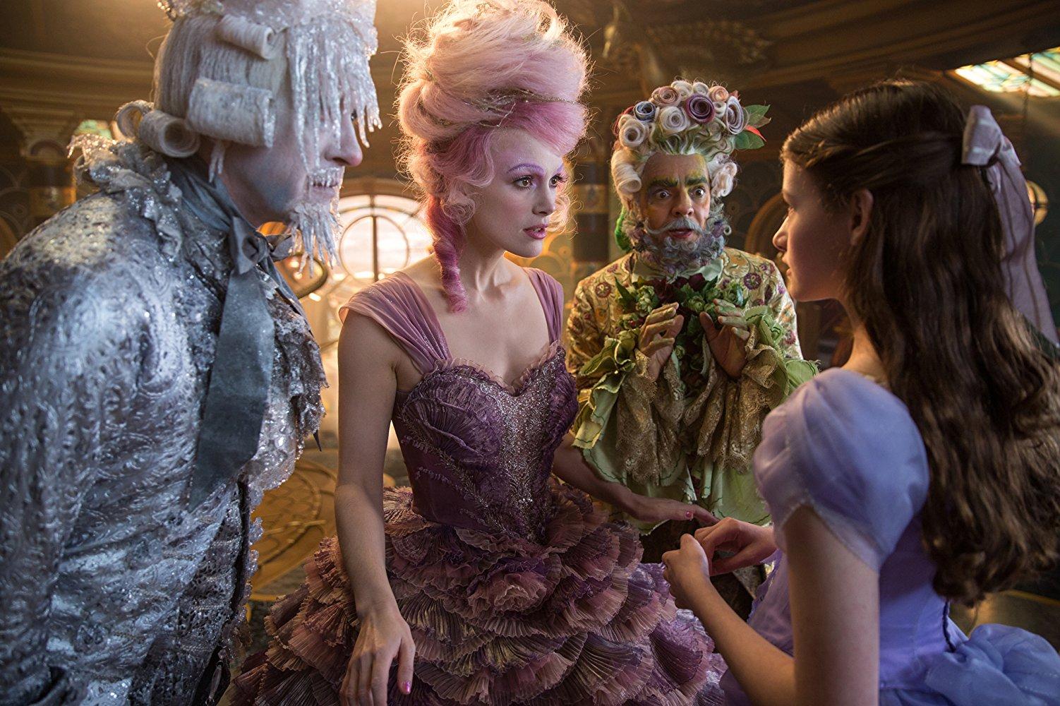 Новый трейлер «Щелкунчика и четырёх королевств» с Найтли