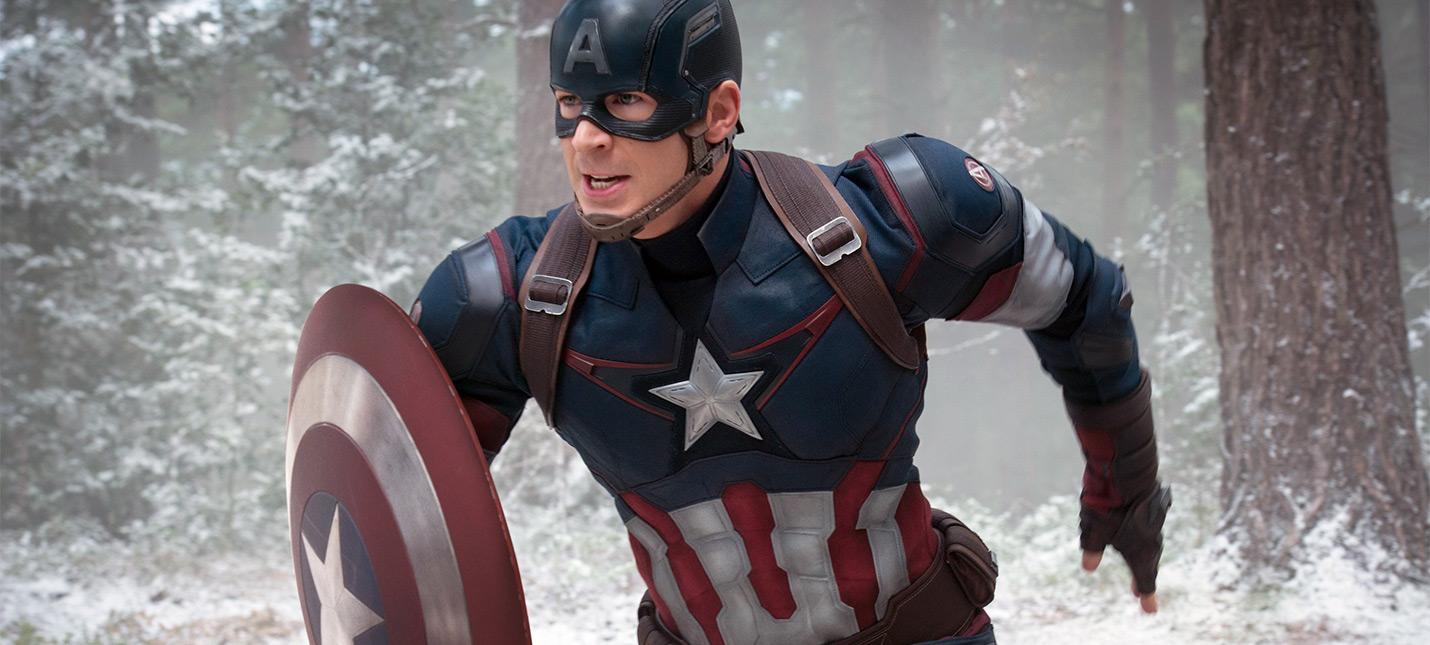 Крис Эванс назвал любимую сцену с Капитаном Америкой