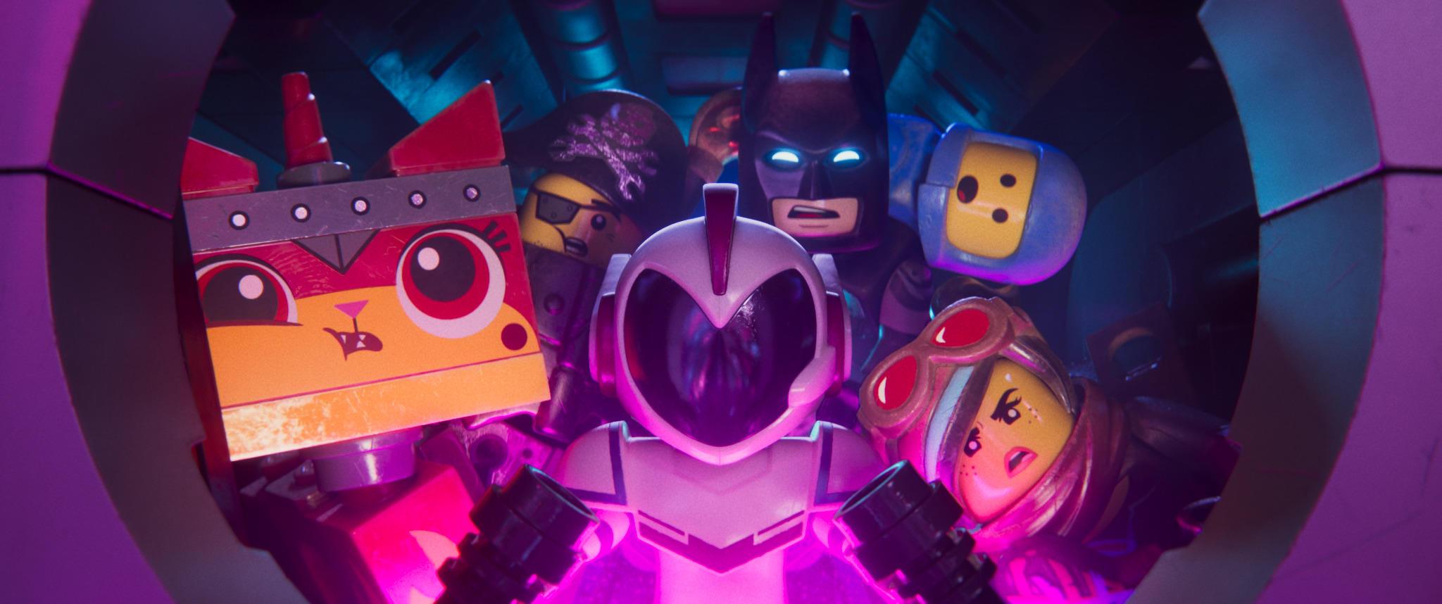 «Лего. Фильм 2» стартовал в прокате в два раза слабее первой части