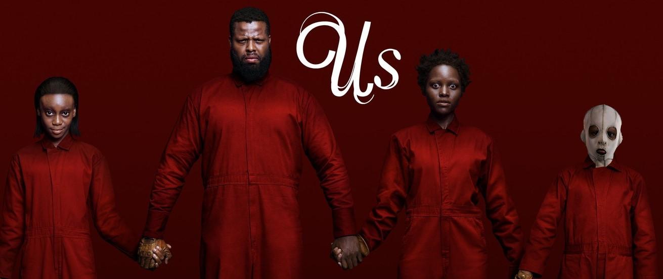 Новые постеры фильма ужасов «Мы» от Джордана Пила
