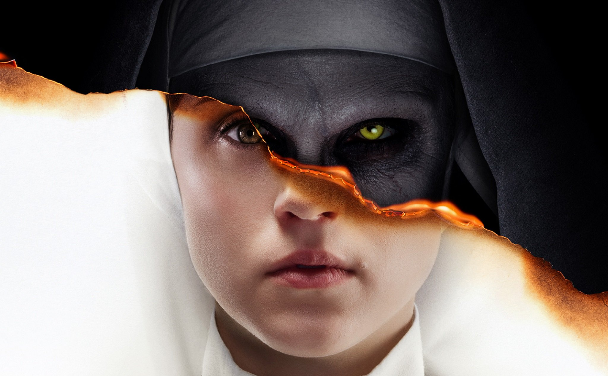 Хоррор «Проклятие монахини» показал рекордные стартовые сборы