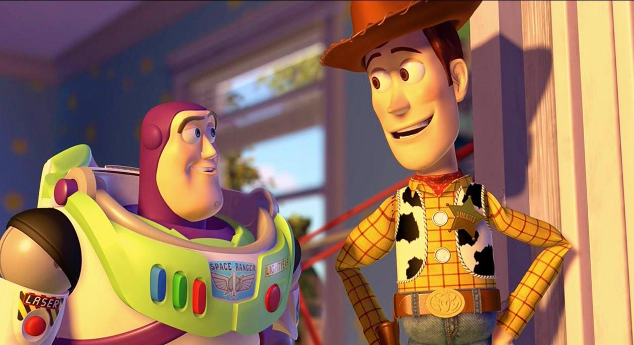 Вуди и Базз Лайтер кружат хоровод в трейлере «Истории игрушек 4»