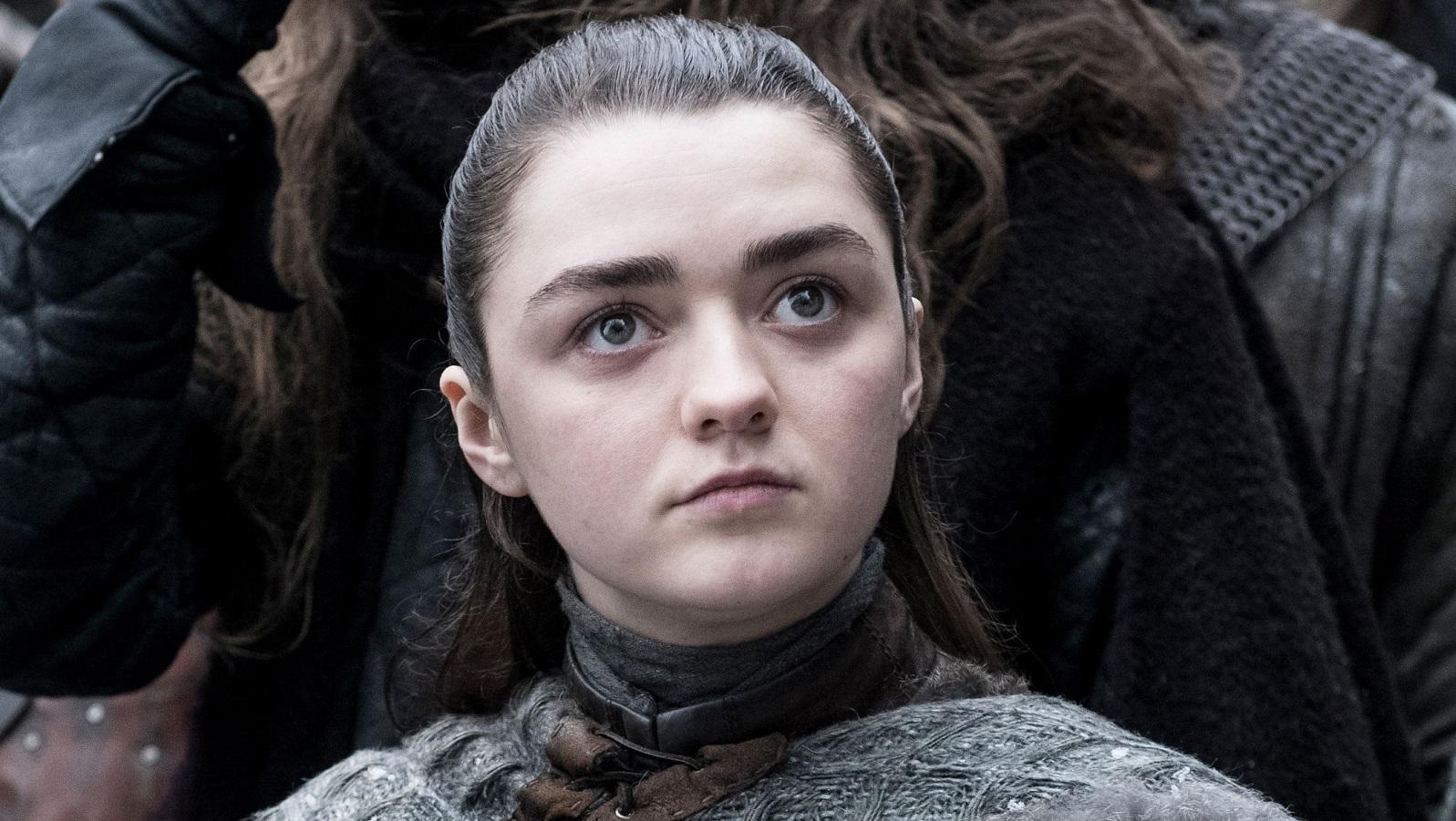 Уже не девочка: Мэйси Уильямс рассказала о съёмках интимной сцены в «Игре престолов»