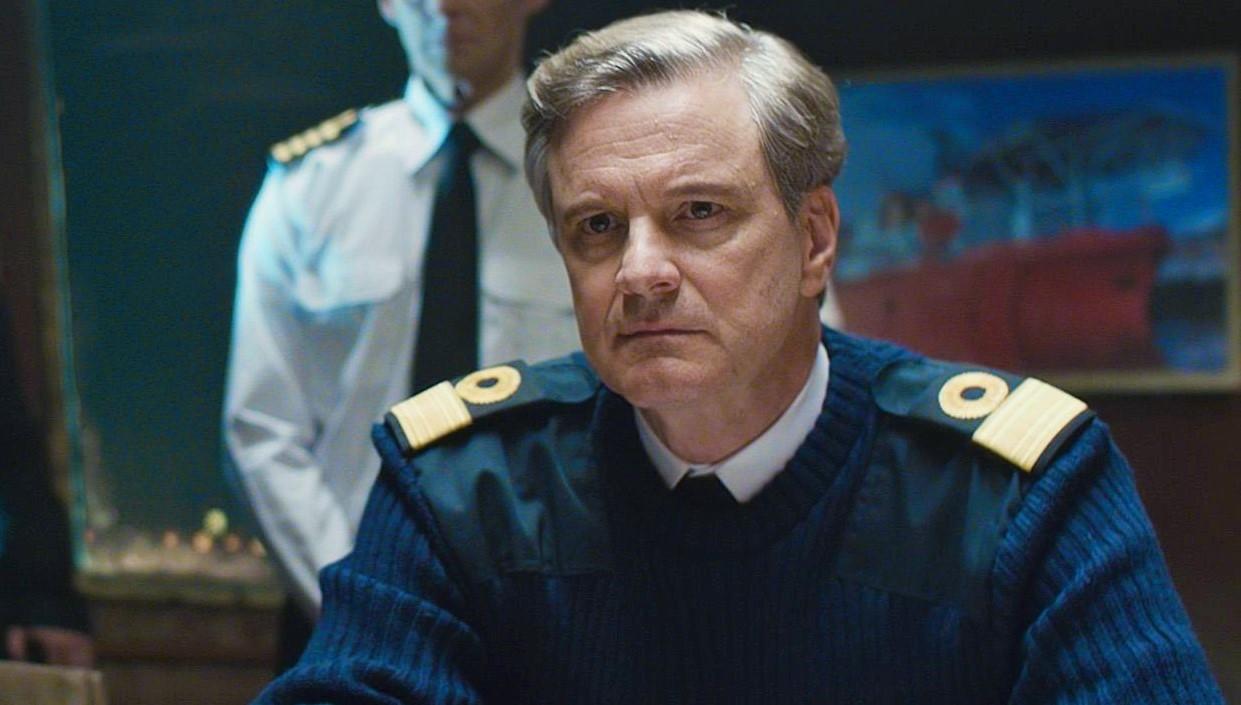Русский трейлер драмы «Курск» с Колином Фёртом