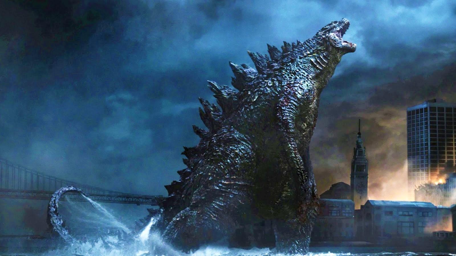 Первые кадры из блокбастера «Годзилла: Король монстров»