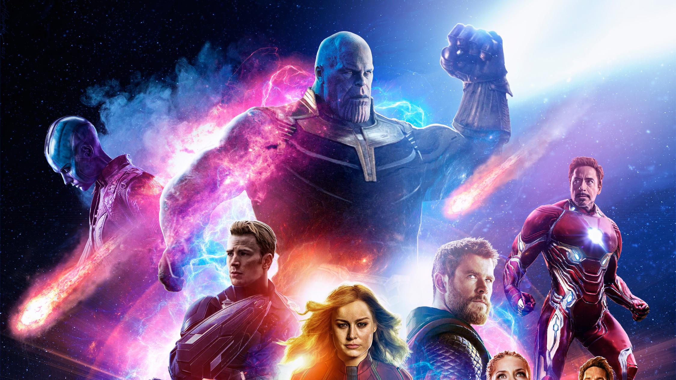 Танос и все-все-все: новые промо «Мстителей: Финал»