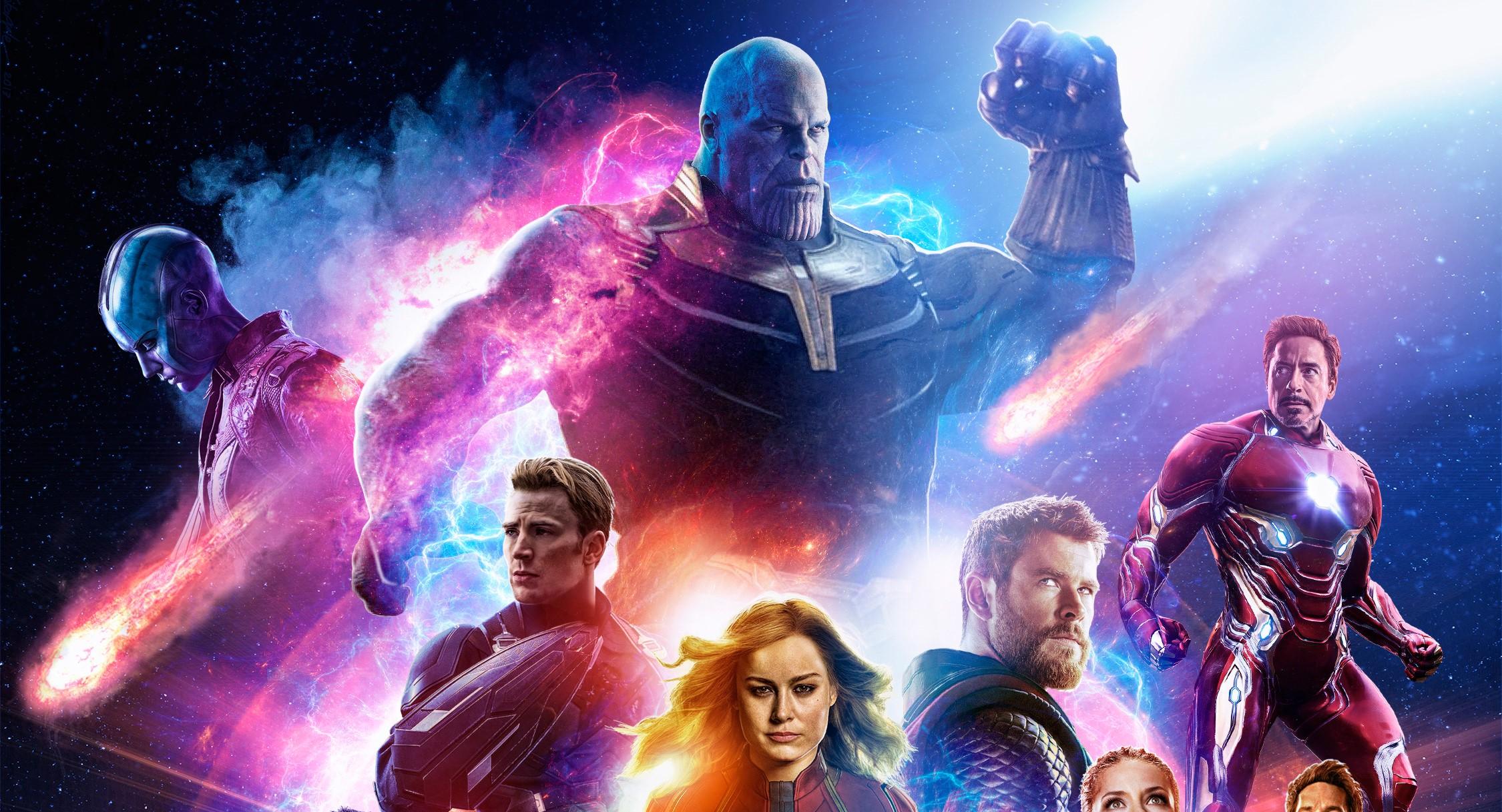Российская премьера «Мстителей: Финал» отложена