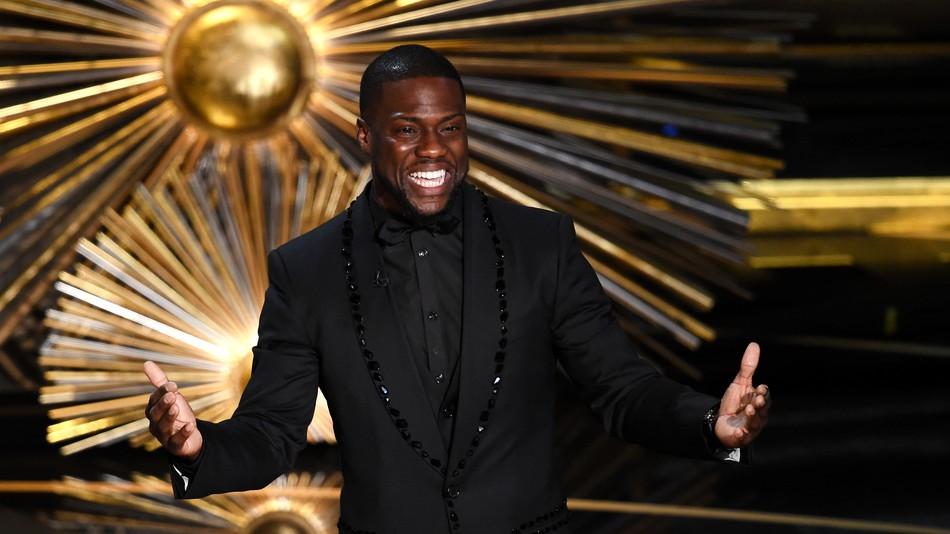 Кевин Харт выступит ведущим церемонии «Оскар 2019»