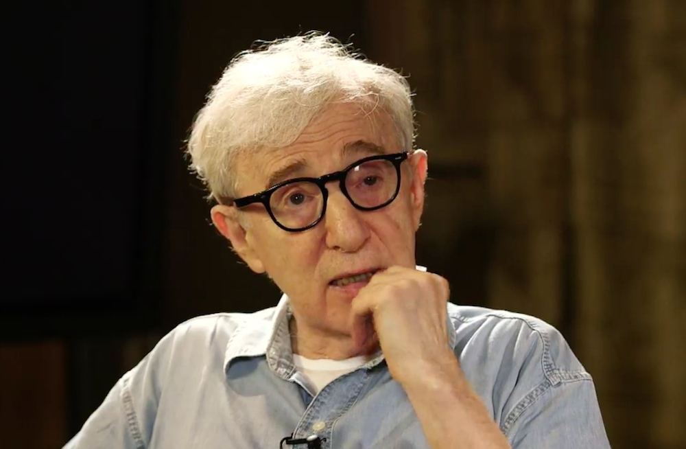 Paramount Plus to show Woody Allen's first interview in 30 years