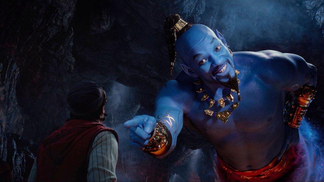 Вышел новый трейлер фильма «Аладдин» от Гая Ричи