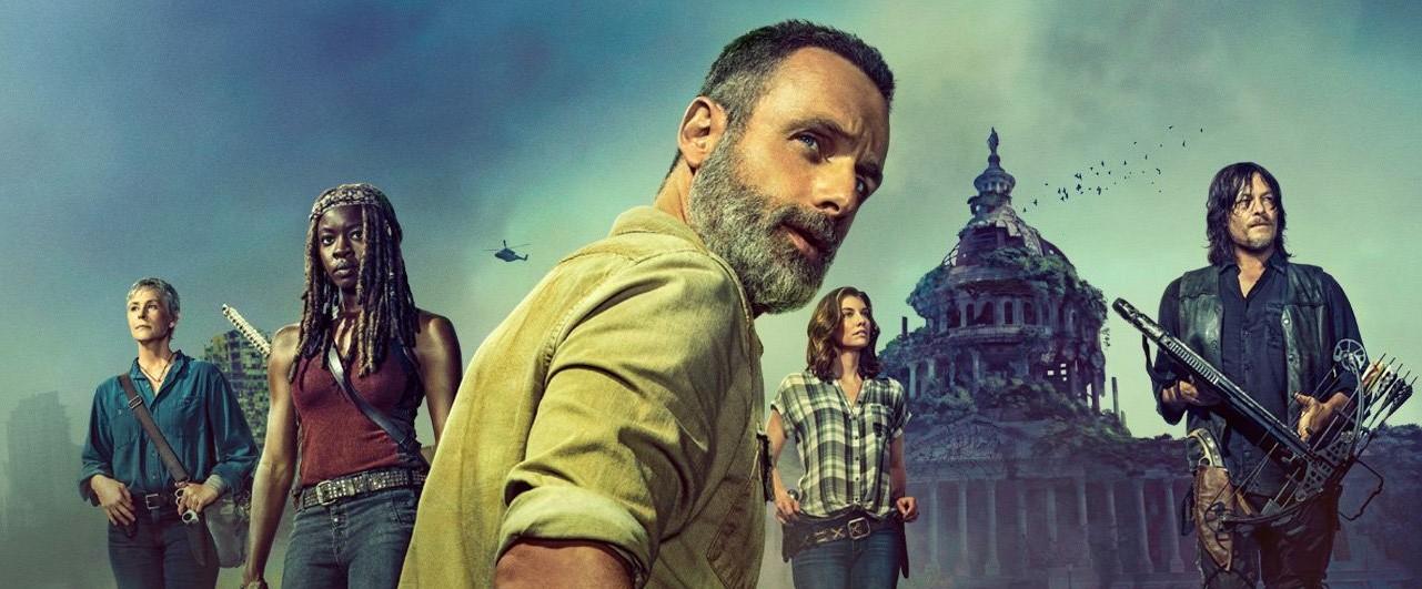 Эпичный трейлер девятого сезона «Ходячих мертвецов»