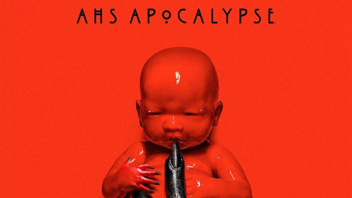 Жуткий тизер 8 сезона «Американской истории ужасов»