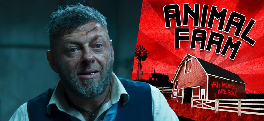 Netflix выпустит экранизацию «Скотного двора» от Энди Сёркиса