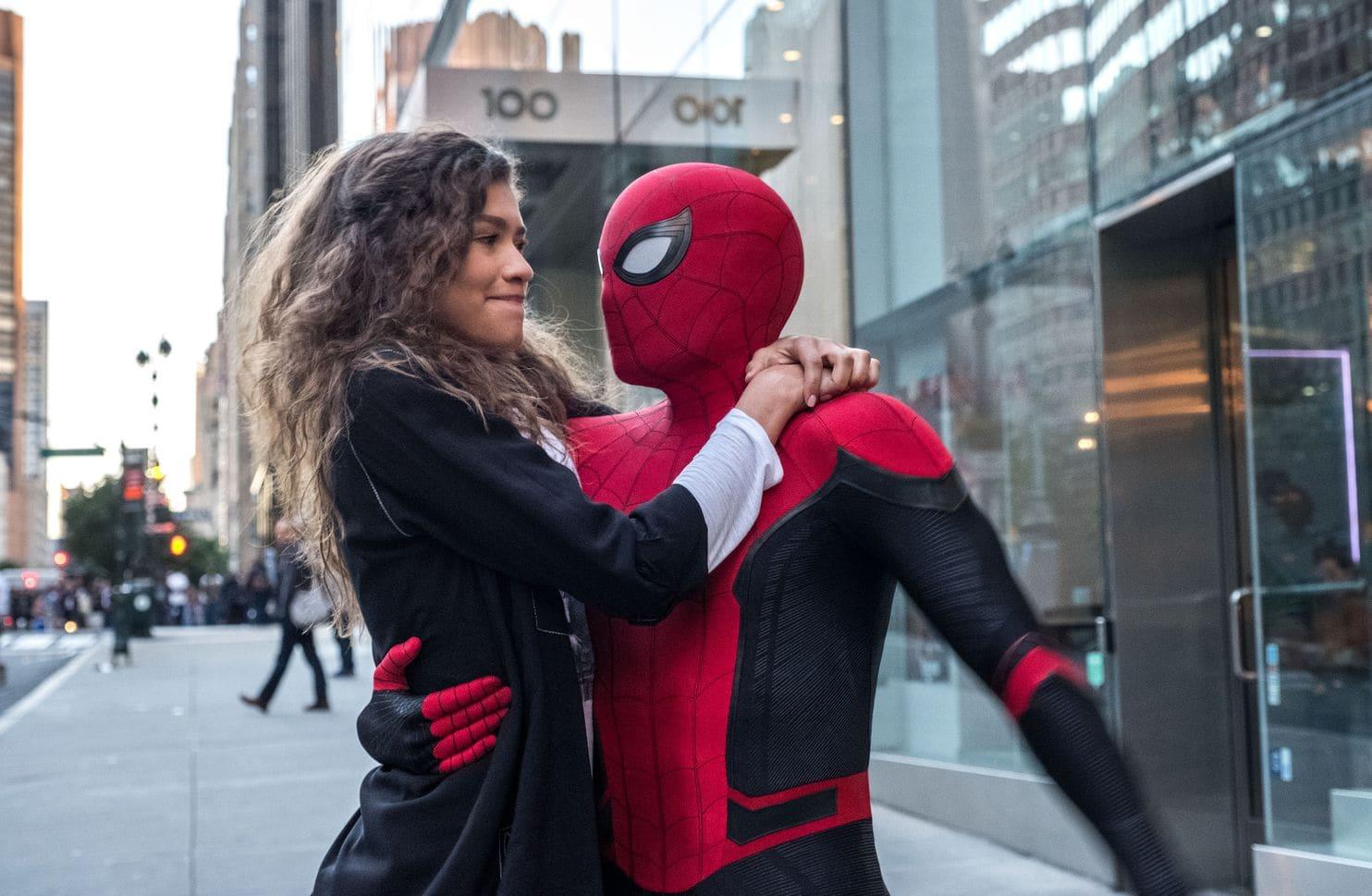 «Человек-паук: Вдали от дома» установил кассовый рекорд